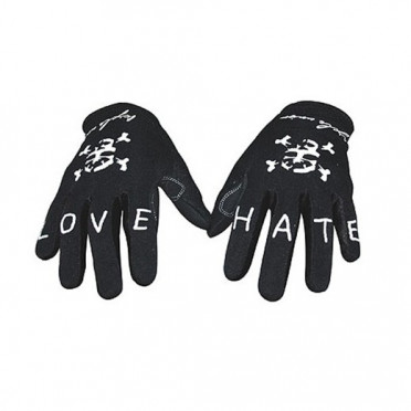 Gants de vélo BICYCLE UNION LOVE HATE