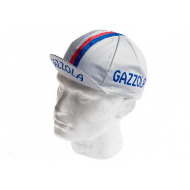 Casquette cycliste vintage - GAZZOLA