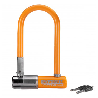 Antivol KRYPTONITE KRYPTOLOK SERIES 2 MINI U ORANGE