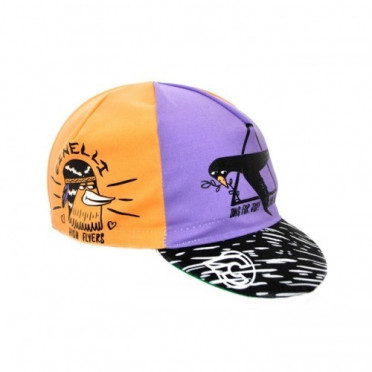Casquette cycliste CINELLI HIGH FLYERS