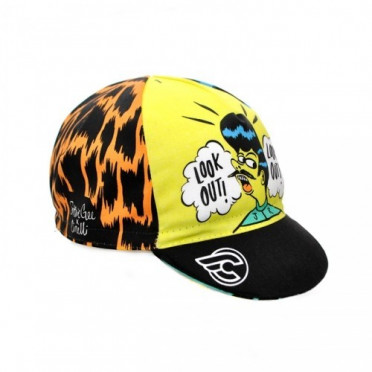 Casquette Cycliste CINELLI LOOK OUT