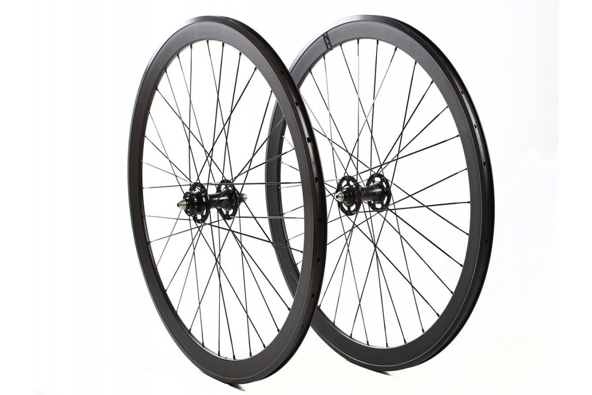 Roues à rayons  H+SON/RIDEA HT TRACK