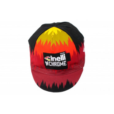 Casquette cycliste TEAM CINELLI CHROME