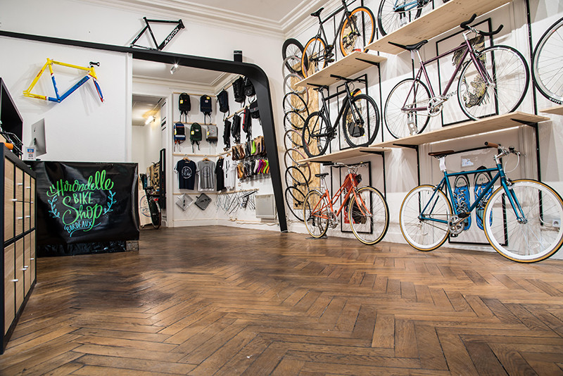 l 39 hirondelle bike shop magasin de v lo urbain et fixie bordeaux beastybike. Black Bedroom Furniture Sets. Home Design Ideas