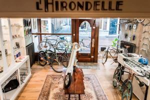 L'Hirondelle by BeastyBike - Meppel